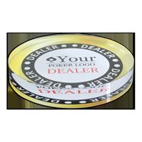 Custom Dealer Buttons
