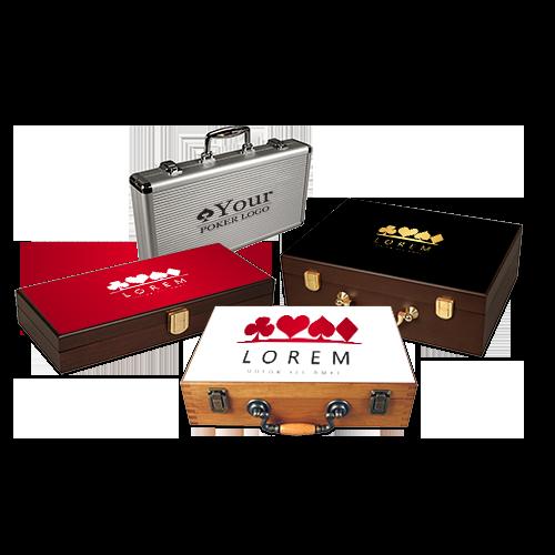 Custom Poker Cases