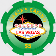 Composite Poker Chips