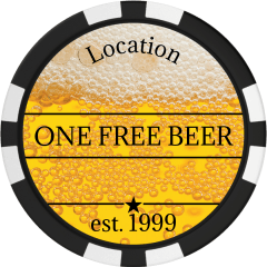 Real Beer Drink Token