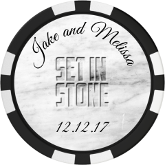 Set In Stone Wedding