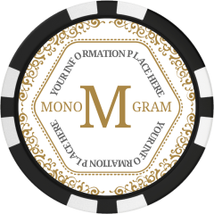 Monogram Pentagon