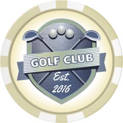 Golf Club Shield Logo
