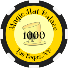 Magic Hat Poker Room