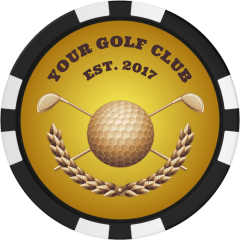 Golf Course Gold Logo