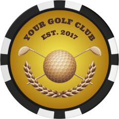 Golf Course Gold Logo