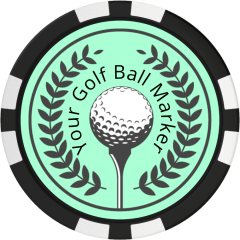 Golf Ball Marker Your Logo