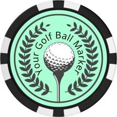 Golf Ball Marker Your Logo